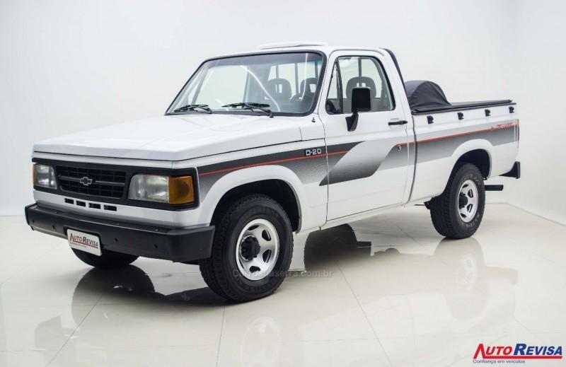 d20 4.0 custom s cs 8v diesel 2p manual 1994 bento goncalves