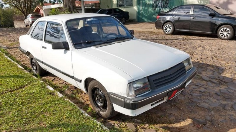 chevette 1.0 junior 8v gasolina 2p manual 1992 portao
