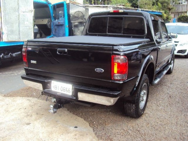 ranger 2.8 xlt 4x4 cd 8v turbo intercooler diesel 4p manual 2004 caxias do sul