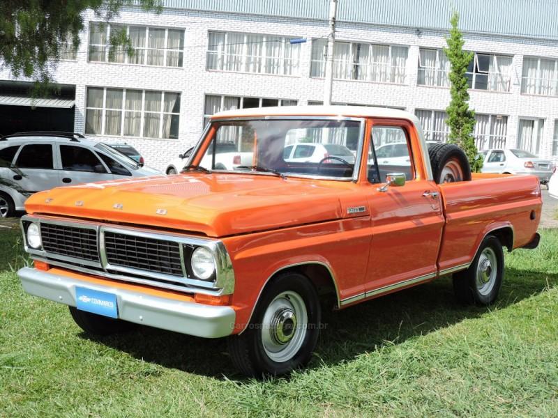 f 100 3.6 super gasolina 2p manual 1980 sao marcos