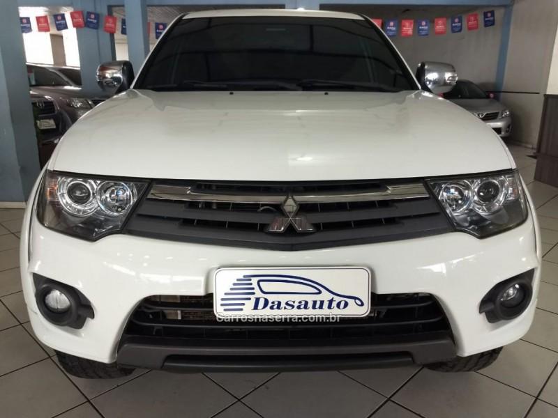 l200 triton 3.2 hpe 4x4 cd 16v turbo intercooler diesel 4p automatico 2015 caxias do sul
