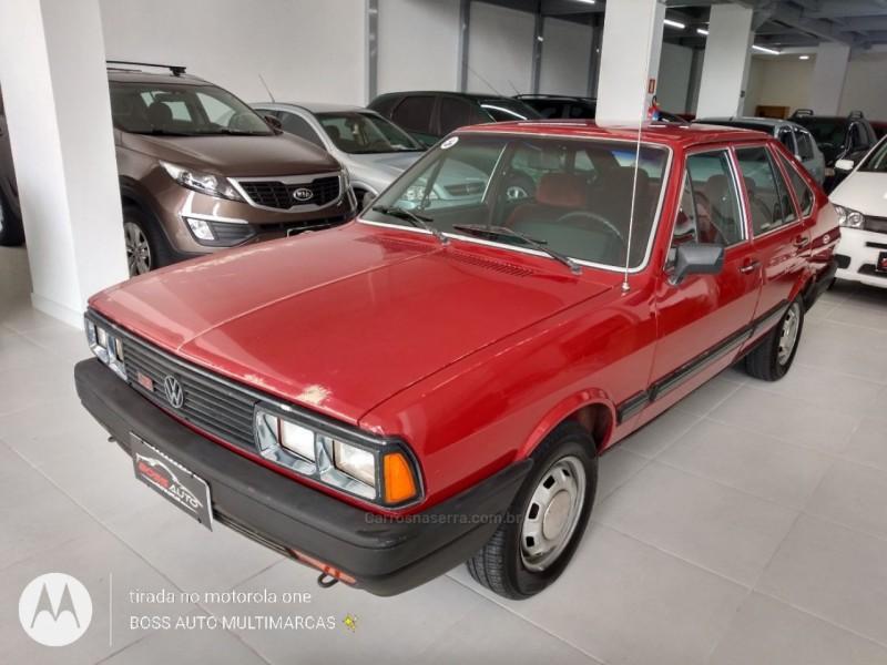 passat 1.6 lse 8v gasolina 4p manual 1986 caxias do sul