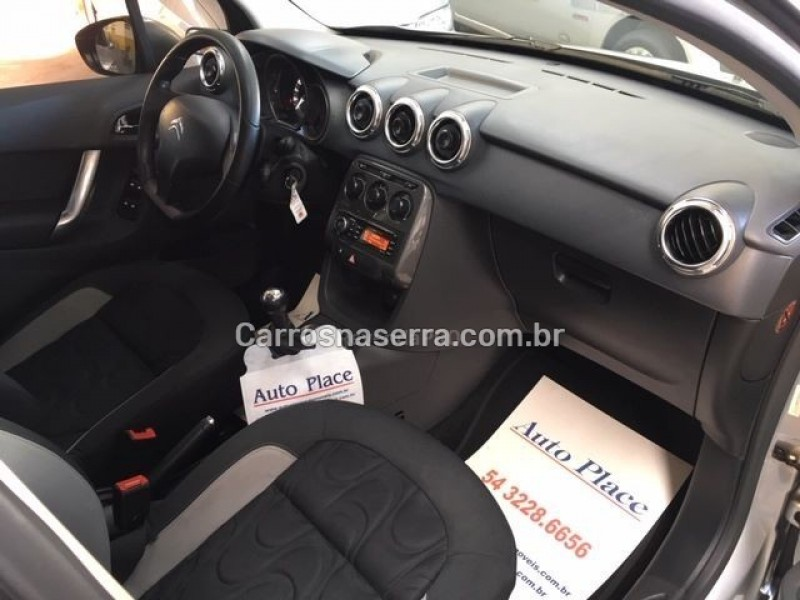 C3 1.5 TENDANCE 8V FLEX 4P MANUAL - 2014 - CAXIAS DO SUL