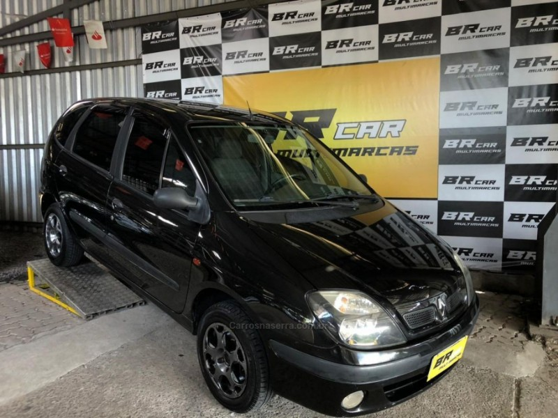 scenic 1.6 expression 16v flex 4p manual 2002 caxias do sul