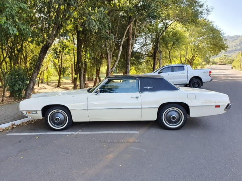 thunderbird 3.9 v8 16v gasolina 2p automatico 1971 feliz