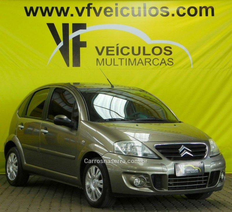 c3 1.4 i exclusive 8v flex 4p manual 2011 caxias do sul