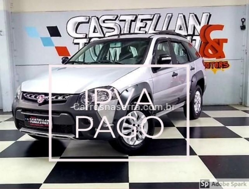 palio 1.8 mpi adventure locker weekend 8v flex 4p automatizado 2014 caxias do sul