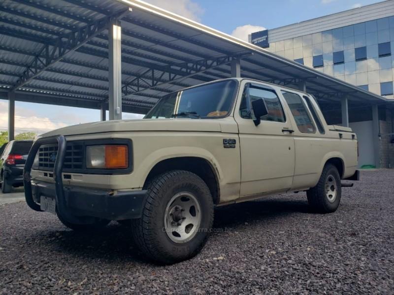 d20 4.0 custom s cs 8v diesel 2p manual 1989 caxias do sul