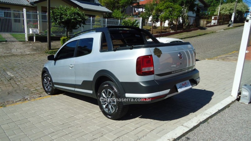 saveiro 1.6 cross cd 16v flex 2p manual 2017 caxias do sul