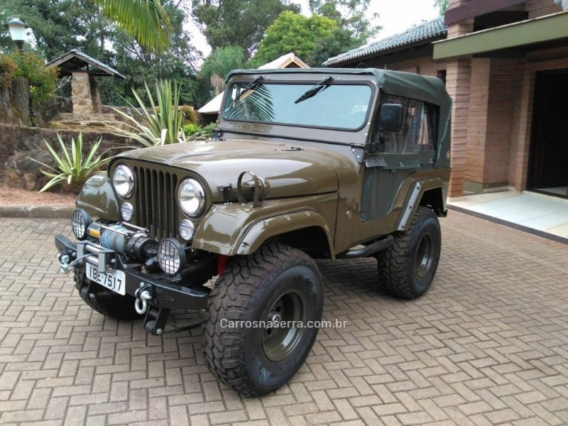 cj 5 1964 caxias do sul