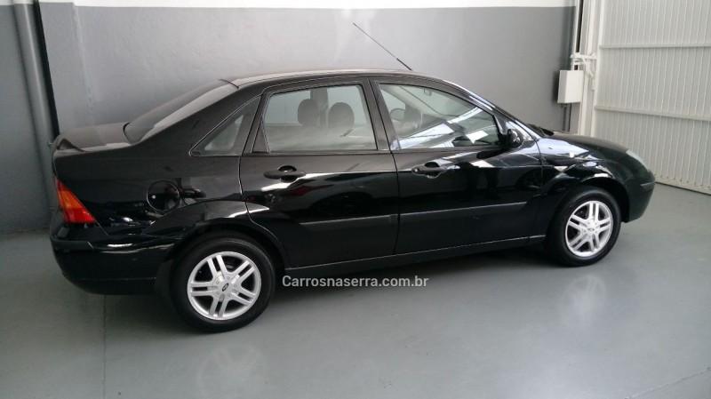 focus 2.0 glx sedan 16v flex 4p manual 2006 bento goncalves