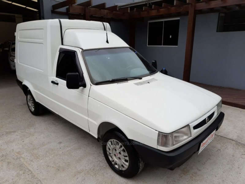 fiorino 1.3 mpi fire furgao 8v gasolina 2p manual 2004 caxias do sul