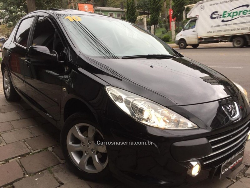307 1.6 presence pack 16v flex 4p manual 2010 caxias do sul