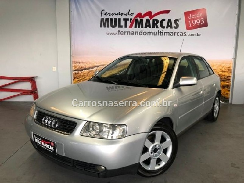 a3 1.8 20v gasolina 4p manual 2005 encantado