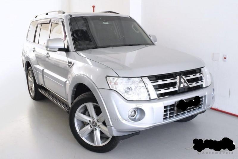 pajero 3.2 hpe 4x4 7 lugares 16v turbo intercooler diesel 4p automatico 2014 caxias do sul