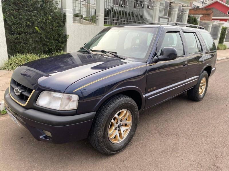 blazer 4.3 sfi dlx executive 4x2 v6 12v gasolina 4p manual 1999 bom principio