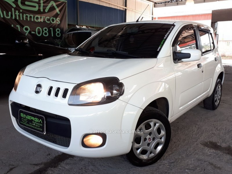 uno 1.0 evo vivace 8v flex 4p manual 2012 caxias do sul