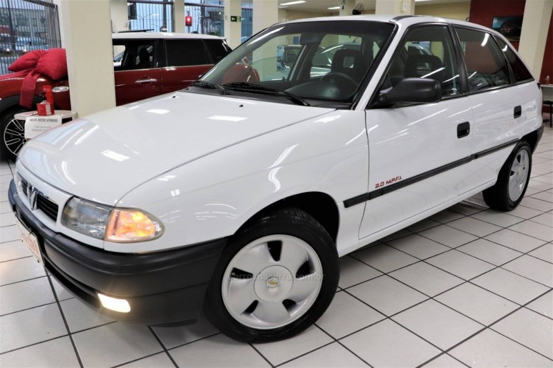 astra 2.0 mpfi 8v flex 4p manual 1995 caxias do sul