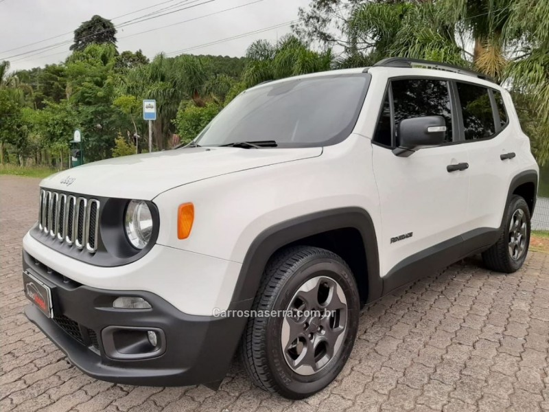 renegade 1.8 16v flex 4p manual 2016 caxias do sul