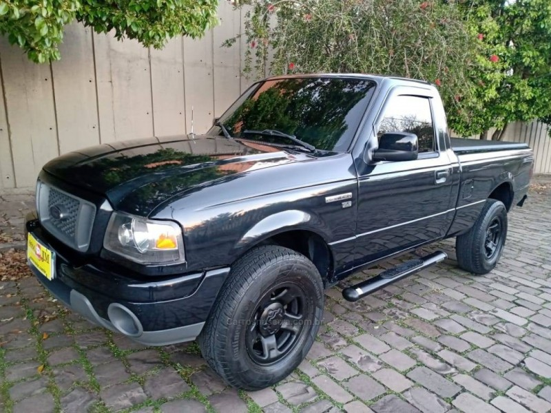 ranger 2.3 xls 4x2 cs 16v gasolina 2p manual 2008 caxias do sul