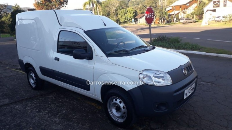 fiorino 1.4 mpi furgao 8v flex 2p manual 2018 picada cafe