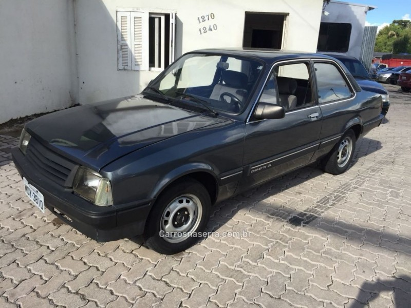 chevette 1.6 sl 8v gasolina 2p manual 1990 caxias do sul