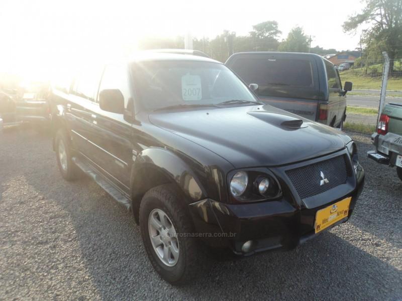 pajero sport 2.5 hpe 4x4 8v turbo intercooler diesel 4p automatico 2007 farroupilha