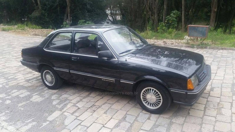 chevette 1.6 sl e 8v gasolina 2p manual 1988 bento goncalves