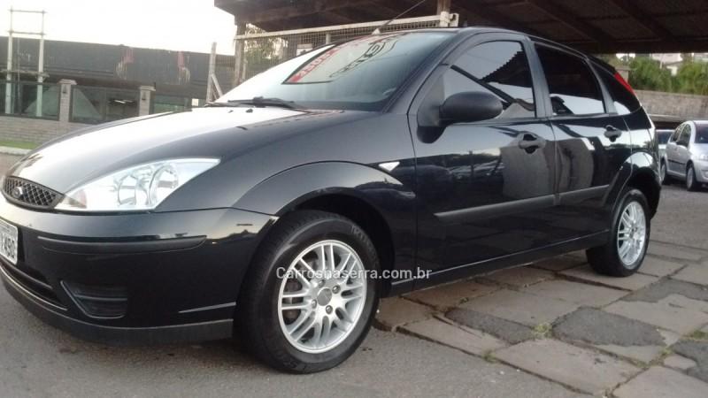 focus 1.6 glx 8v gasolina 4p manual 2008 caxias do sul