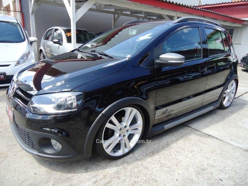 crossfox 1.6 mi flex 8v 4p manual 2012 caxias do sul