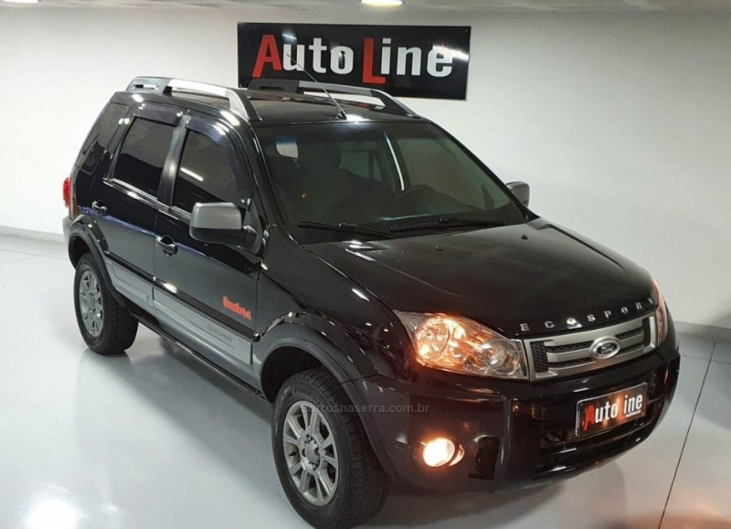 ecosport 1.6 xlt freestyle 8v flex 4p manual 2012 bento goncalves