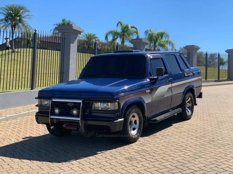d20 4.0 custom de luxe cd 8v diesel 2p manual 1993 portao