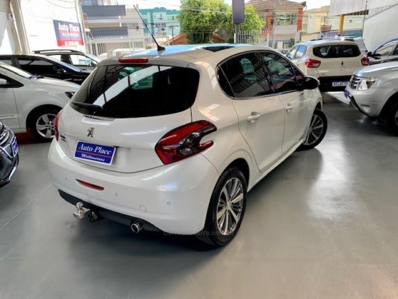 208 1.6 GRIFFE 16V FLEX 4P AUTOMÁTICO - 2017 - CAXIAS DO SUL