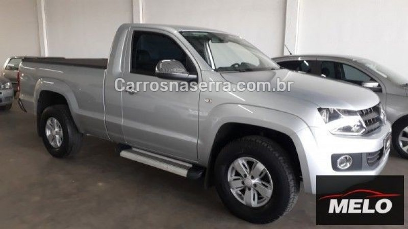 amarok 2.0 4x4 cs 16v turbo intercooler diesel 2p manual 2016 vacaria