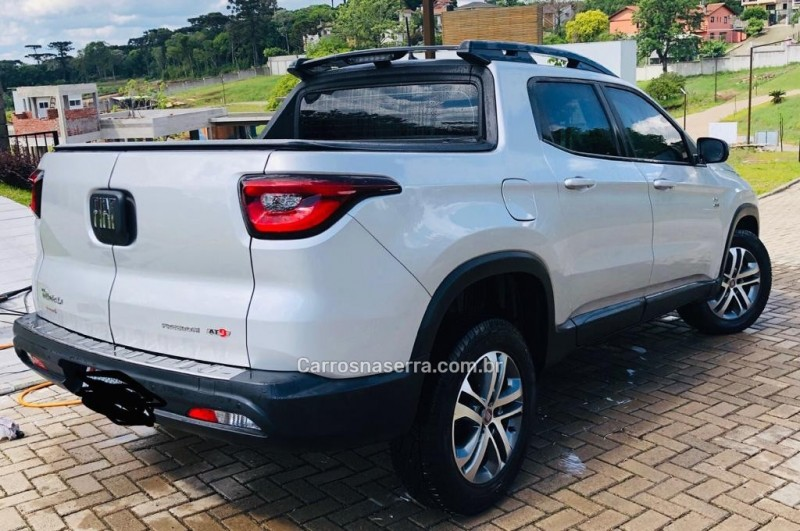 toro 2.0 16v turbo diesel freedom 4wd at9 automatico 2019 caxias do sul