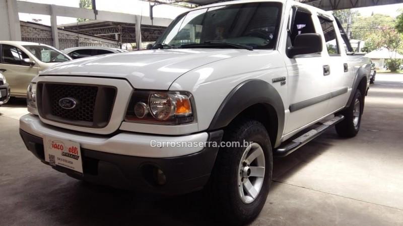 ranger 2.8 xls 4x2 cd 8v turbo intercooler diesel 4p manual 2005 caxias do sul
