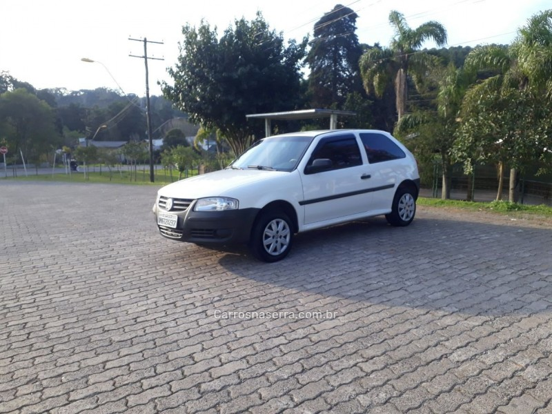 gol 1.0 mi 8v flex 2p manual g.iv 2006 caxias do sul