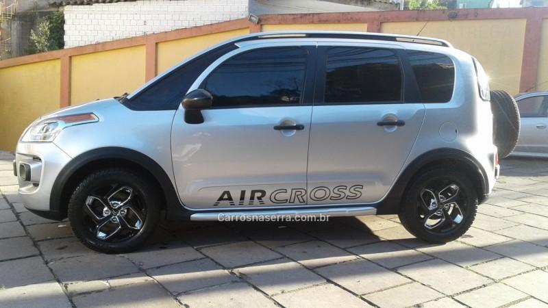 AIRCROSS 1.6 GLX 16V FLEX 4P MANUAL - 2014 - CAXIAS DO SUL