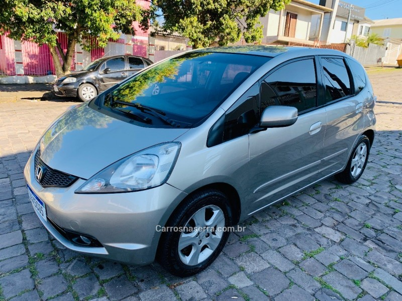 fit 1.4 lxl 8v gasolina 4p automatico 2010 caxias do sul