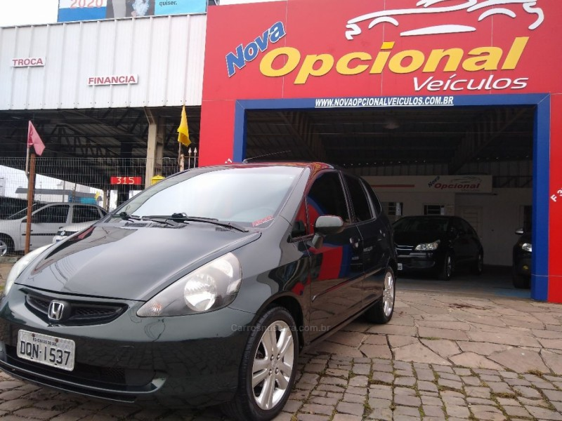 fit 1.4 lx 8v gasolina 4p manual 2006 caxias do sul