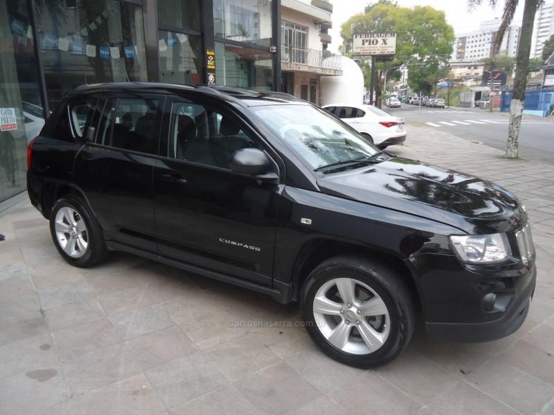 compass 2.0 sport 4x2 16v gasolina 4p automatico 2012 caxias do sul