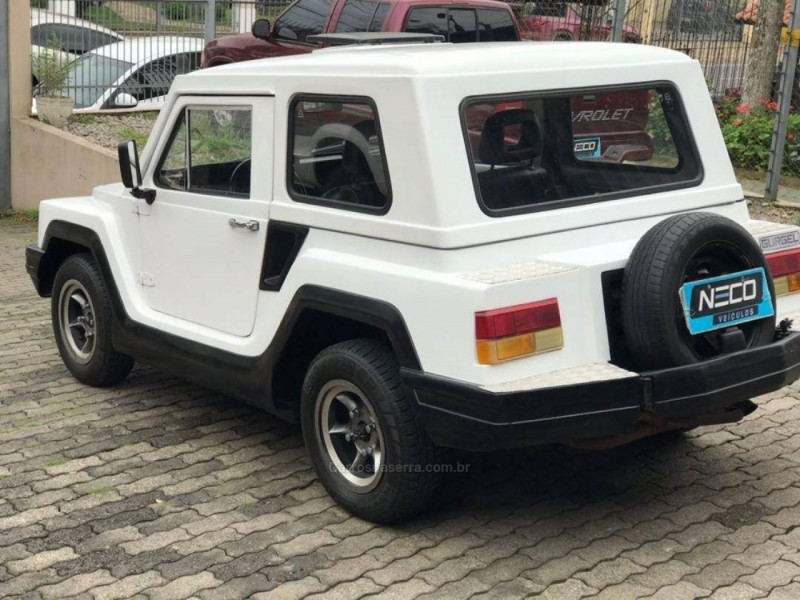 x12 1.6 tr 8v gasolina 2p manual 1986 bento goncalves
