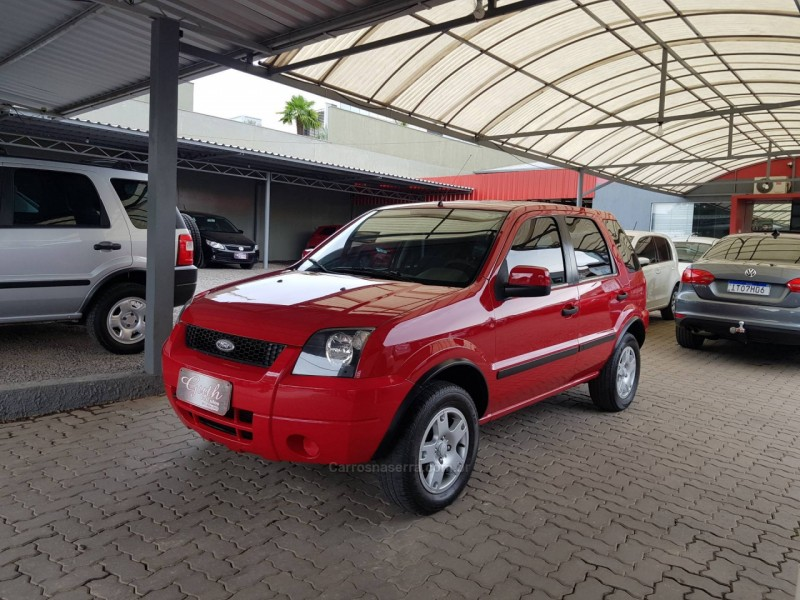 ecosport 1.6 xl 8v flex 4p manual 2006 bom principio