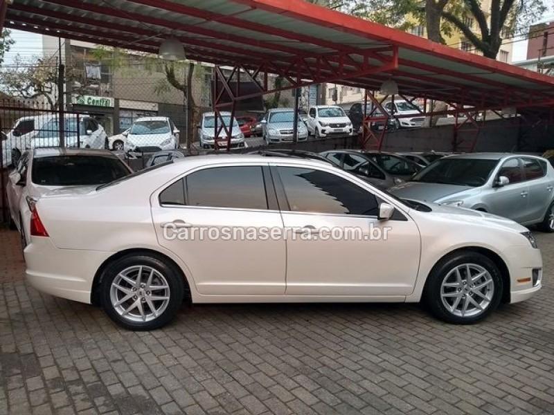 FUSION 2.5 SEL 16V GASOLINA 4P AUTOMÁTICO - 2012 - CAXIAS DO SUL