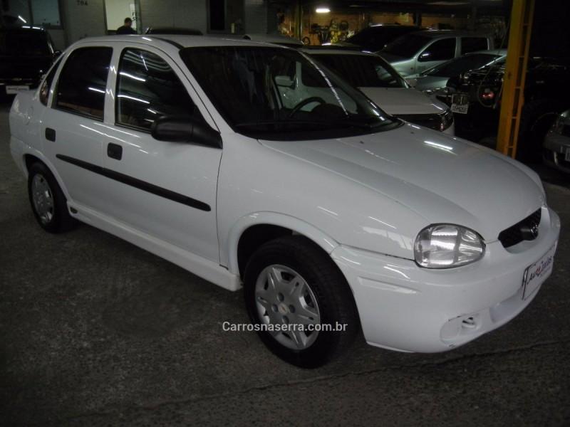 corsa 1.0 mpfi wind sedan 8v gasolina 4p manual 2001 caxias do sul