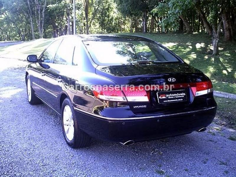 azera 3.3 mpfi gls sedan v6 24v gasolina 4p automatico 2009 nova petropolis