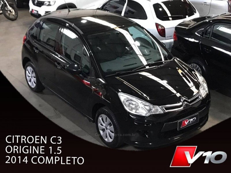 c3 1.5 origine 8v flex 4p manual 2014 caxias do sul