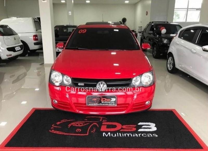 golf 1.8 mi gti 20v 193cv turbo gasolina 4p manual 2009 flores da cunha