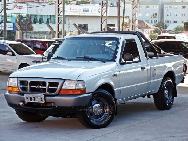 ranger 2.5 xlt 4x4 cs 8v turbo intercooler diesel 2p manual 2000 caxias do sul