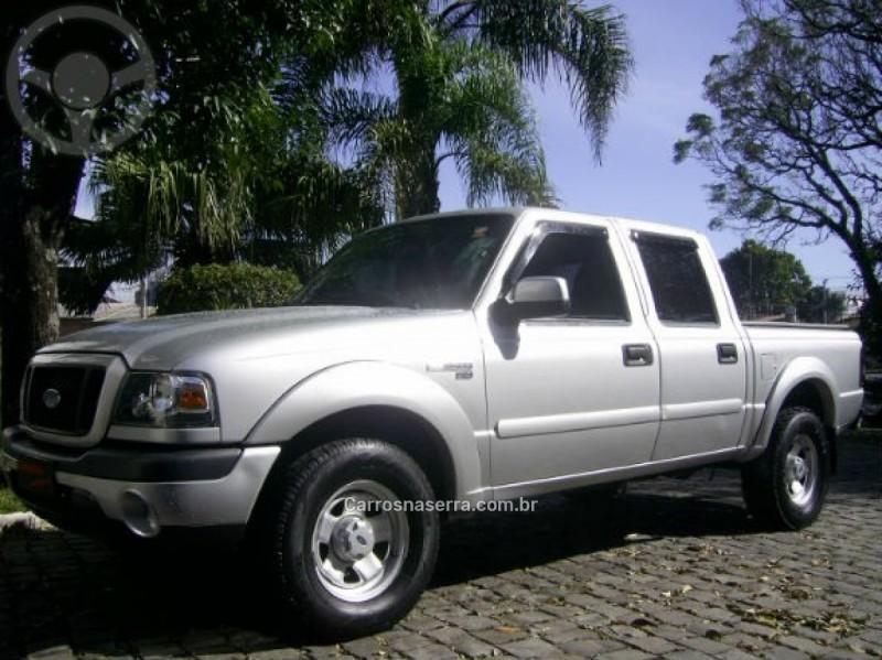 ranger 2.3 xls 16v 4x2 cd gasolina 4p manual 2008 caxias do sul